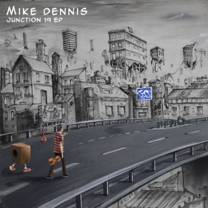 Mike_Dennis_Junction19EP_cover_art