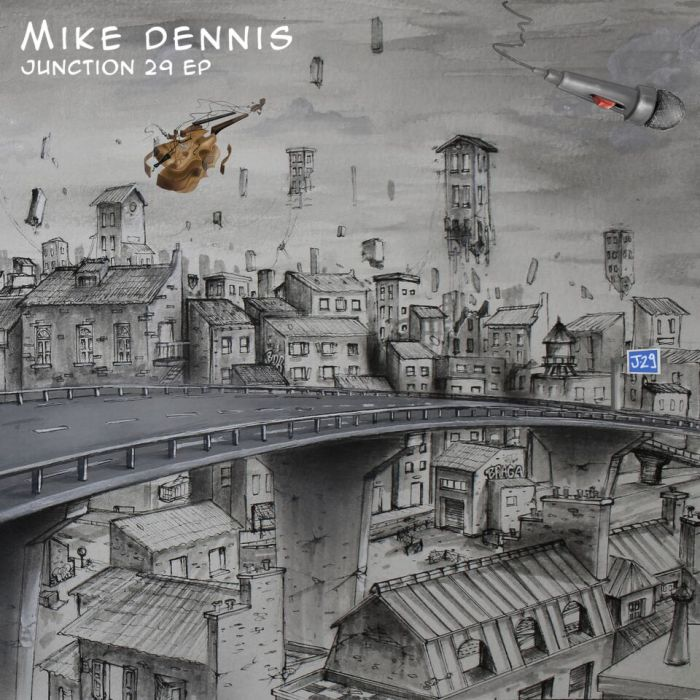 Review: Mike Dennis – Junction 29 EP